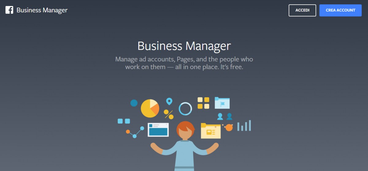 BUSINESS MANAGER di FACEBOOK – CAPITOLO 4
