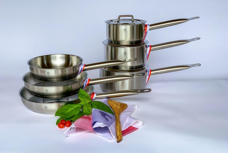 purest stainless steel cookware set