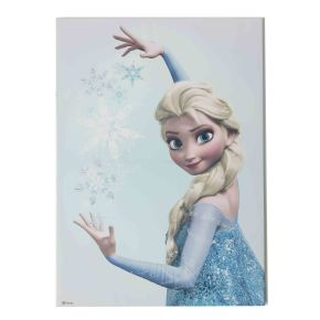 Frozen - Elsa Printed Canvas