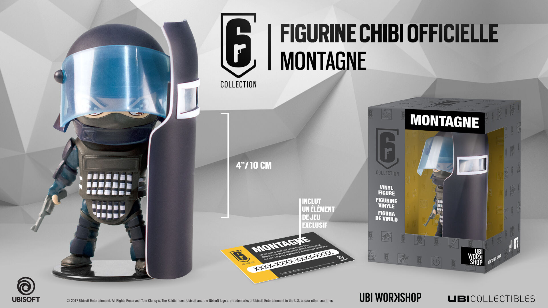SIX COLLECTION – MONTAGNE