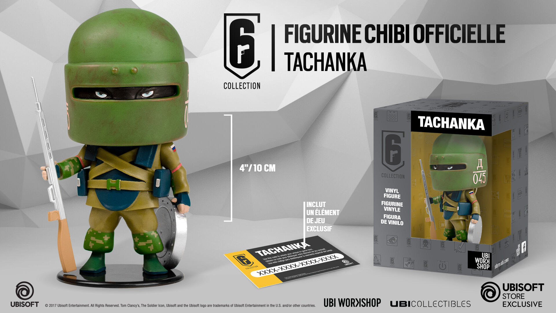 SIX COLLECTION – TACHANKA