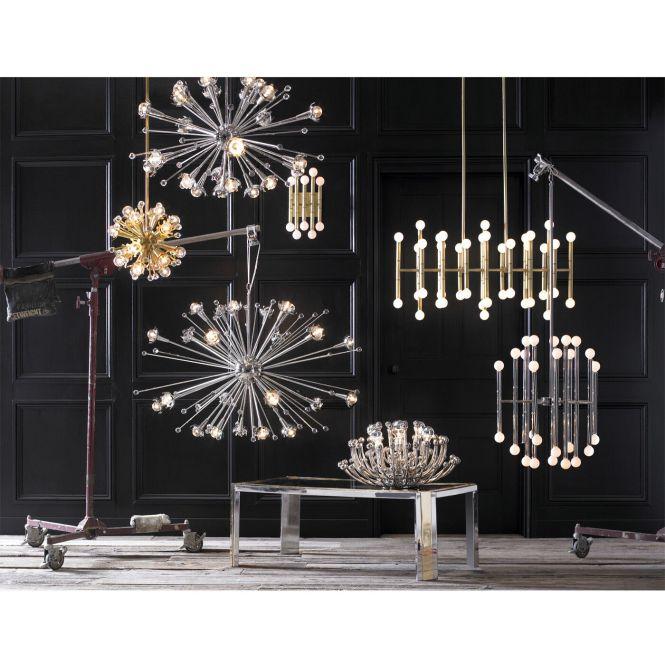 Ceiling Lamps Sputnik Chandelier