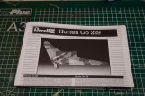 Instruction sheet, it's Revell, so no surprises there