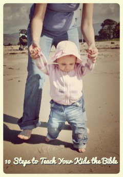 Eliana steps on the beach w text