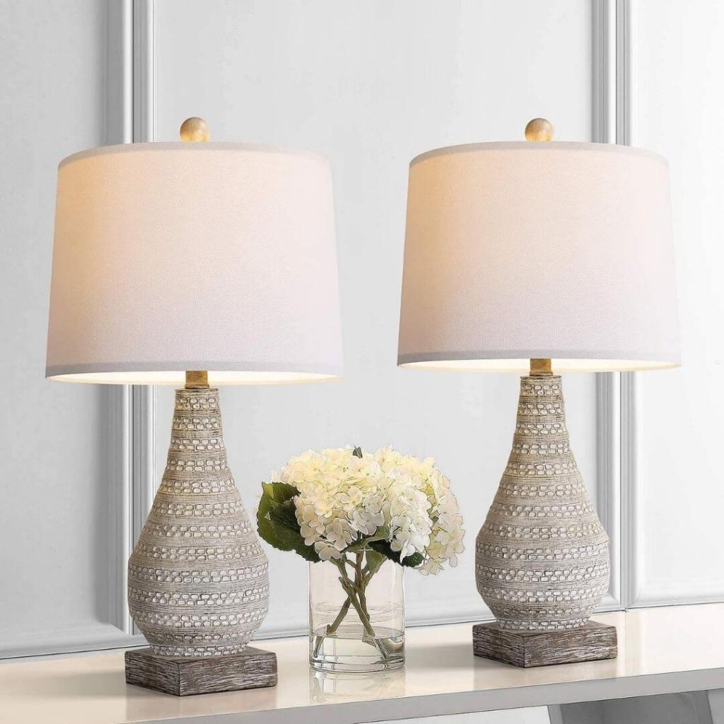 BOBOMOMO Rustic Retro Table Lamp