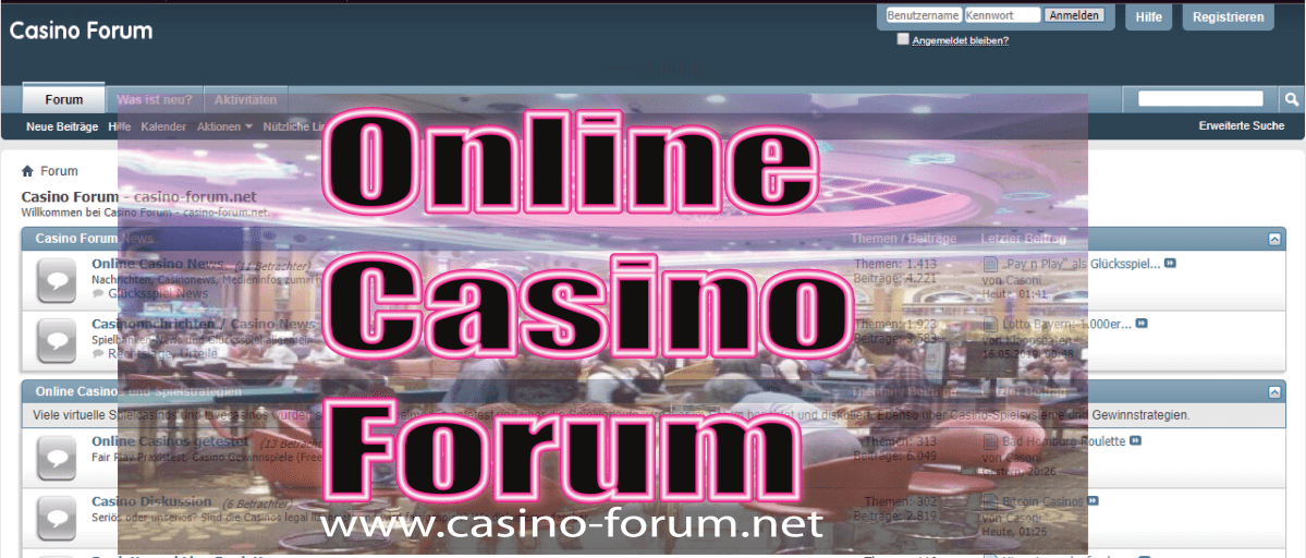 Choosing Good Kasino Forum