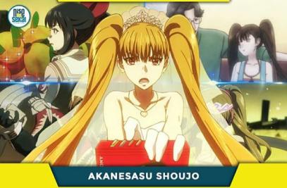Riview Episode 3 Akanesasu Shoujo