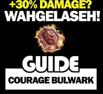 Guide Courage Bulwark