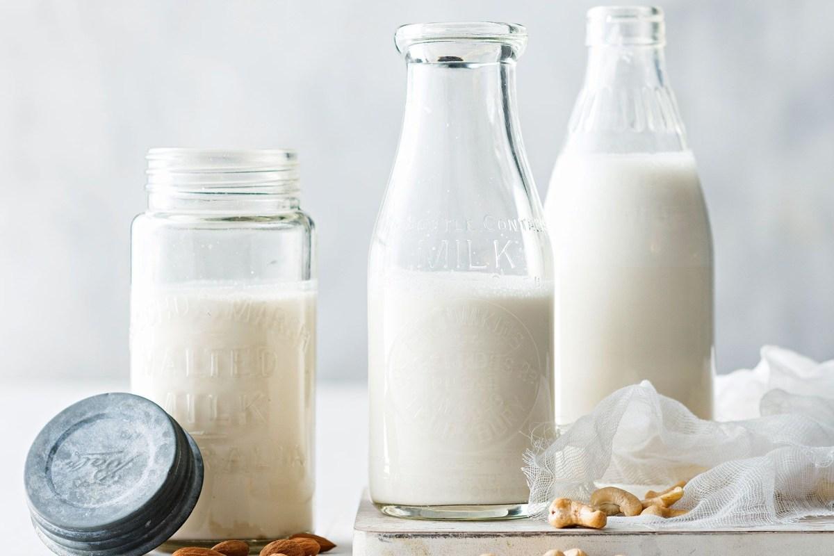 Efek Minum Susu Selain Susu sapi Bagi Anak-anak