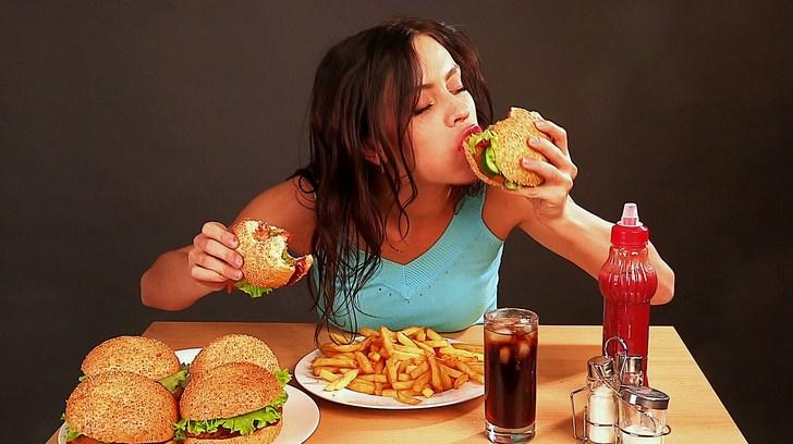 Makan Terburu-buru
