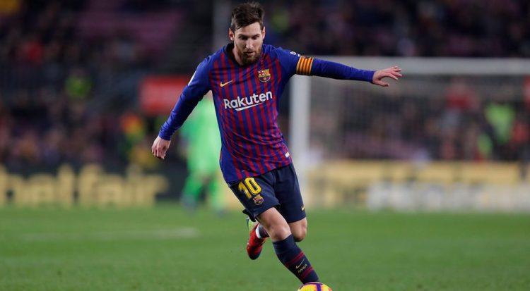Lionel Messi Terkejut Juventus Tersingkir dari Liga Champions