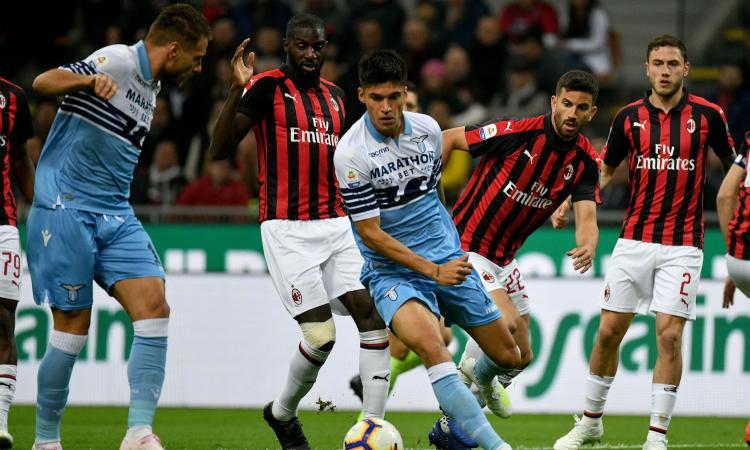 Tiemoue Bakayoko dan Franck Kessi Terlibat Kontraversi Usai Kontra Lazio