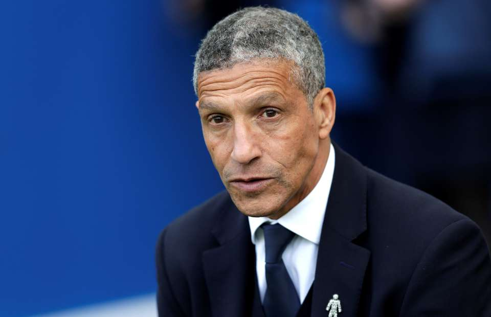 Gagal Hentikan Laju City, Brighton Depak Chris Hughton