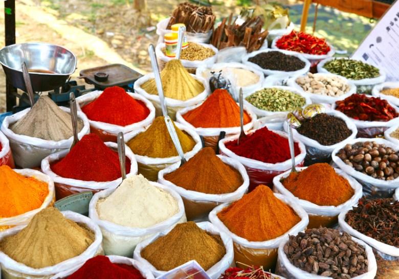 Makanan Khas Dari India