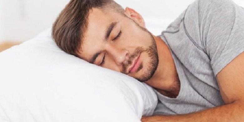 Posisi Tidur Menentukan Kualitas Tidur