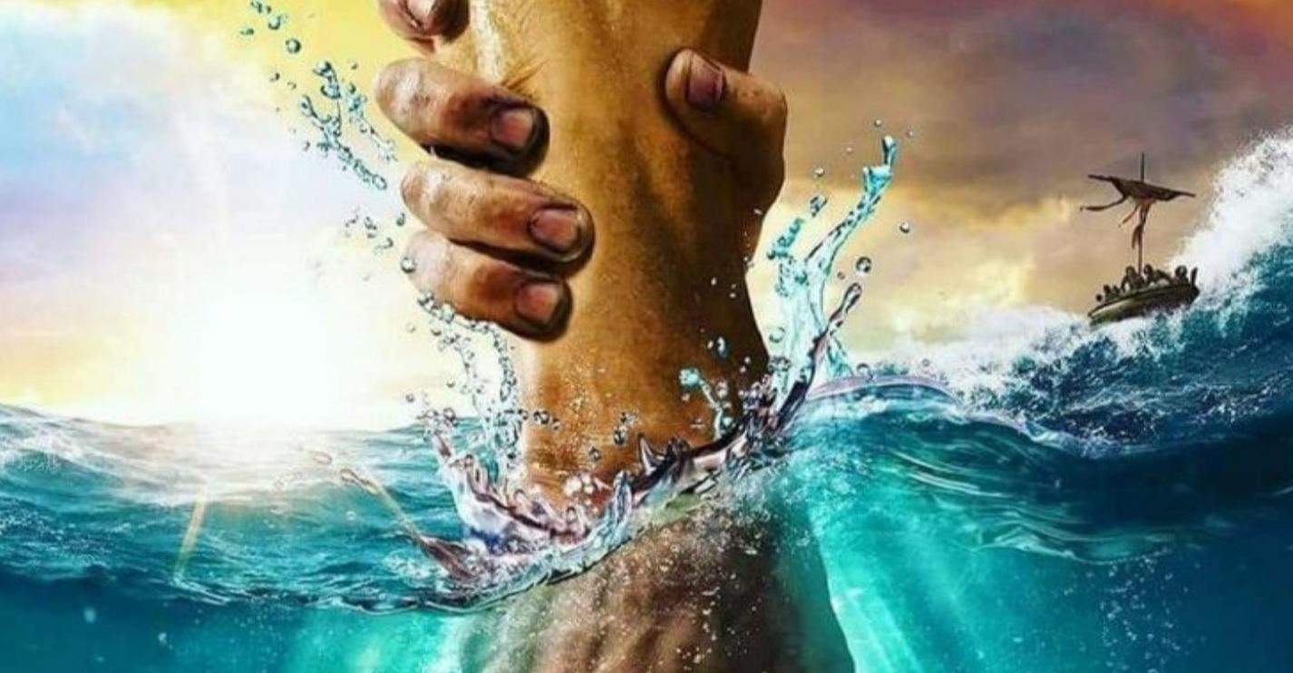 Povzbuzení: Matouš 14:30-31