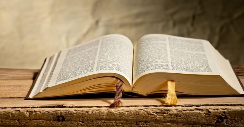 Přesná citace Bible, ale se špatným výkladem