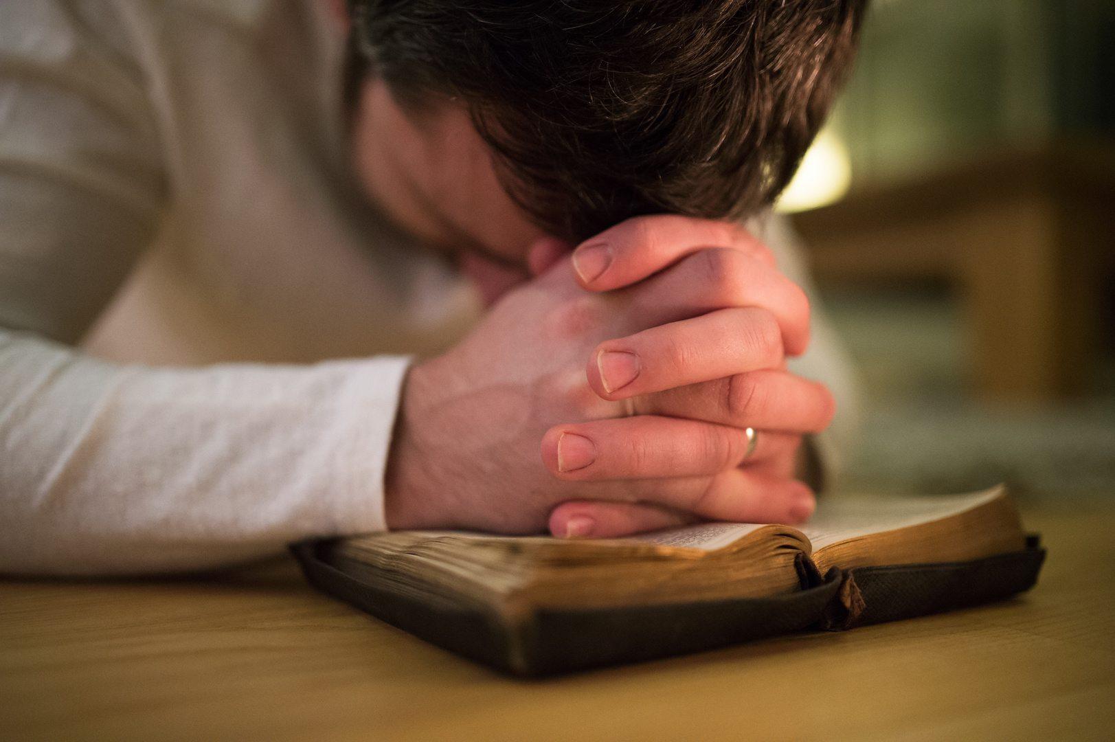 Pokání nesmí být formální