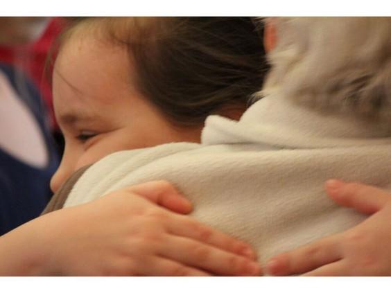 Senioři a děti se vzájemně obohacují
