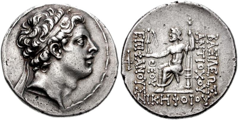 Střípky z historie: 10. Zhanobení chrámu v Jeruzalémě 16.12.156 p.n.l.