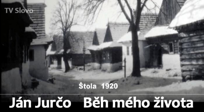 TV Slovo: 31. Ján Jurčo - Cesta mého života