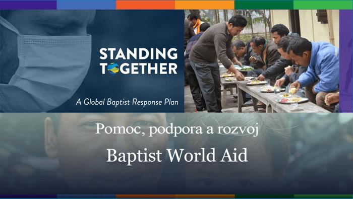 Téma 2. dne kongresu: Baptist World Aid
