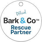 Bark & Co Rescue Partner - Sit With Me