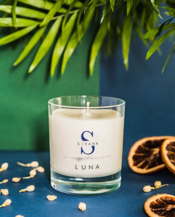 Sivana Luna Soy Candle