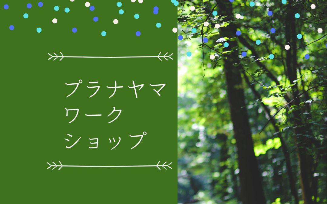 2/21 プラナヤマワークショップ