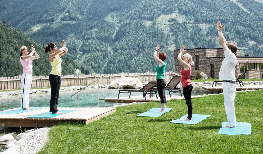 yoga gradonna mountain resort