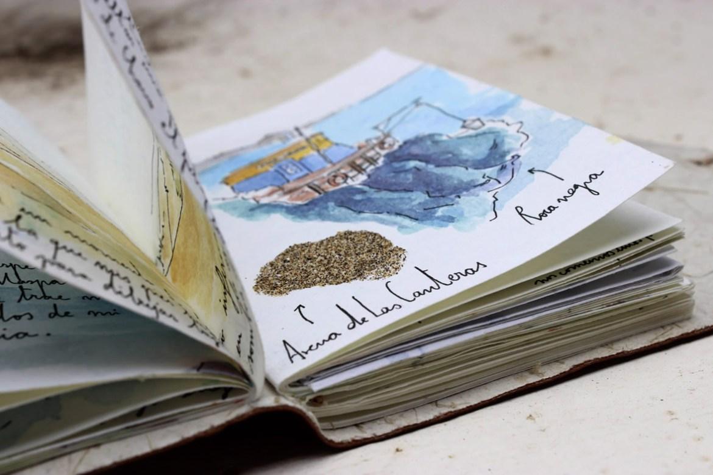 cuaderno canarias maria bombassat