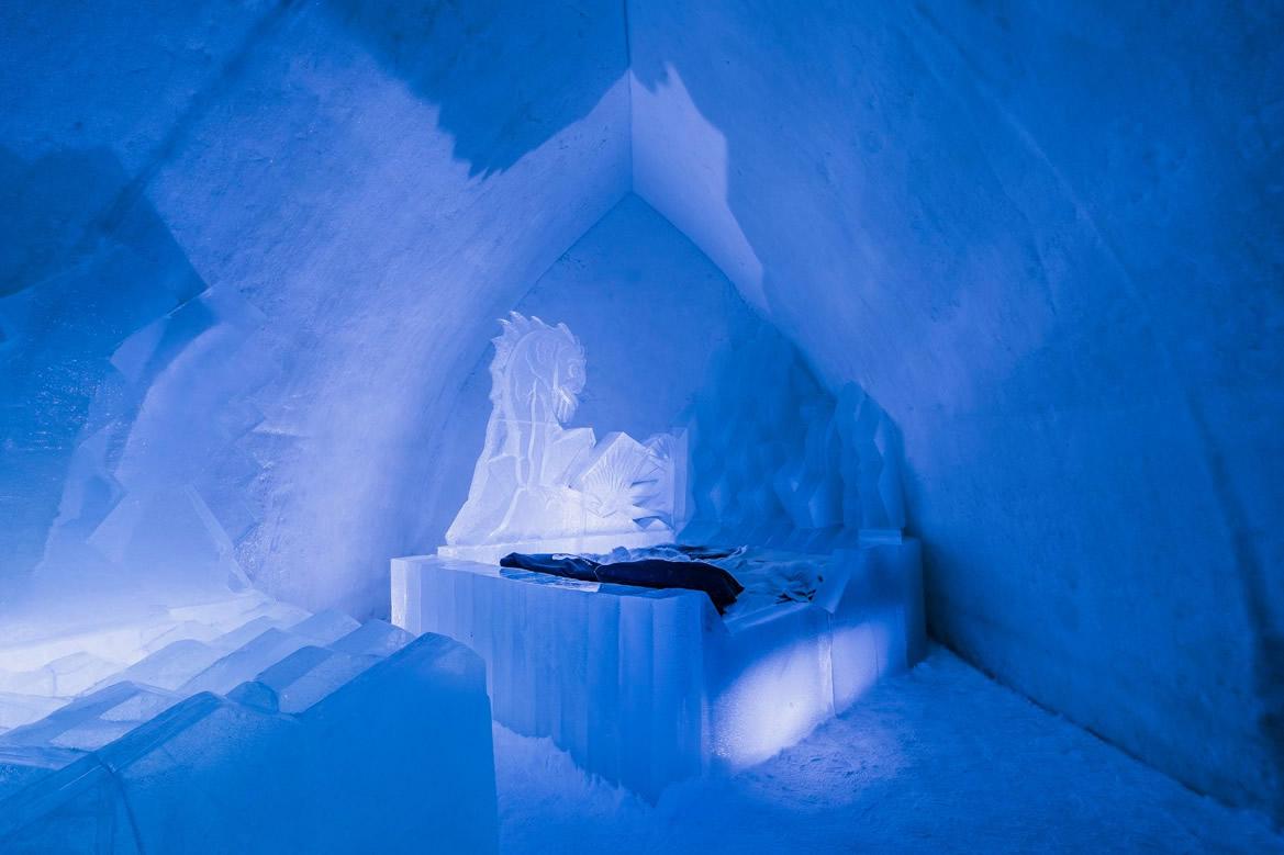 ice hotel rovaniemi
