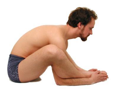Primera etapa de la postura de la ostra