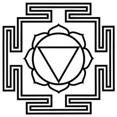 YANTRA es un diseño geométrico que actúa como una herramienta altamente eficiente para la contemplación, la concentración y la meditación