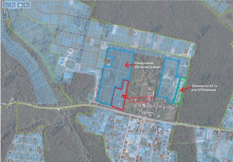 Вкрадені землі у громади Віта-Поштова