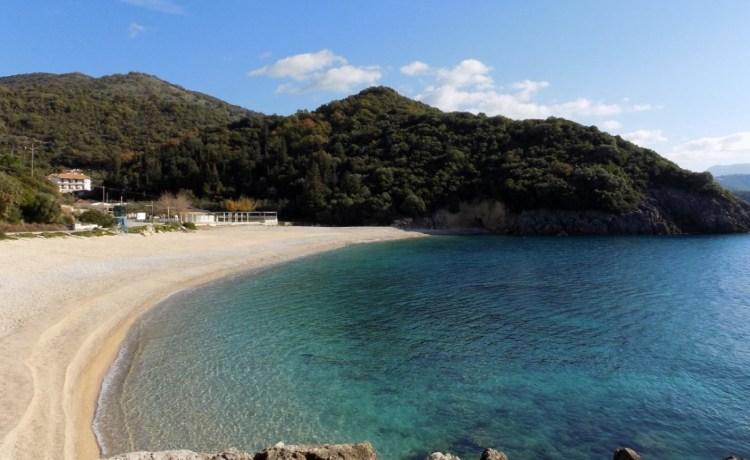 Megali Ammos beach Sivota Greece