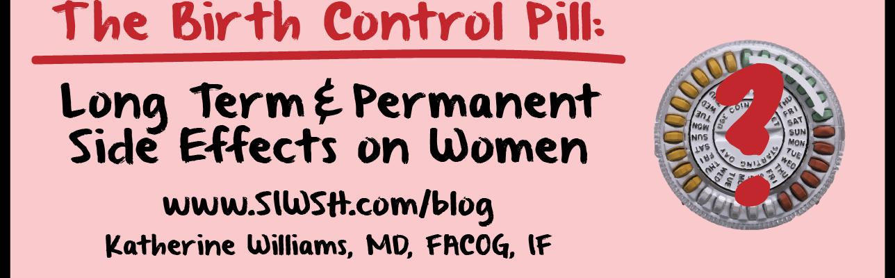Birth Control Pill SIde Effects