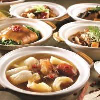 Man Fu Yuan, InterContinental Singapore - Winter Solstice Claypot Menu