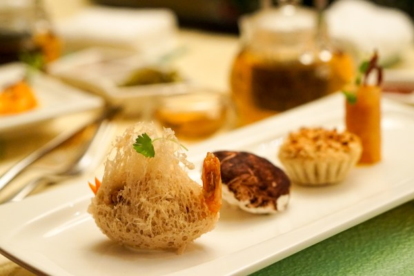 Chinese New Year 2017 at Xin Cuisine, Holiday Inn Singapore Atrium - Festive Dim Sum Selection
