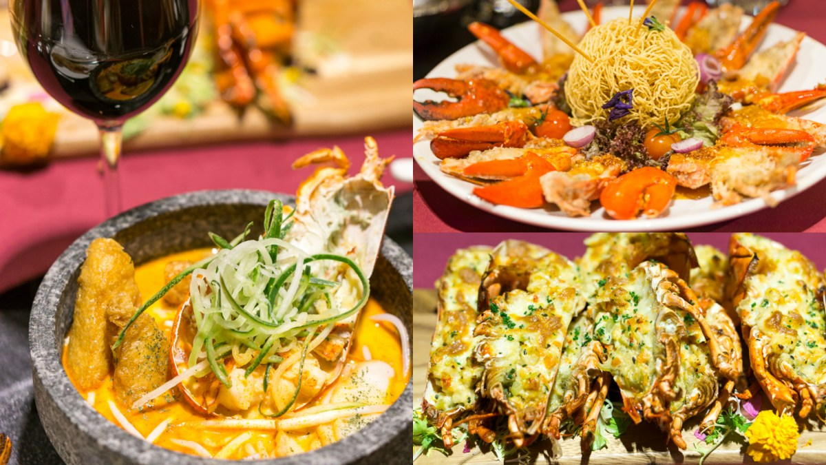 Lobster Bonanza at Melt Cafe, Mandarin Oriental Singapore - All-You-Can-Eat Lobster Galore