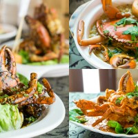 Ah Hoi's Kitchen serves up Sri Lankan Giant Crabs in 10 different styles with 'Festival of Crab'