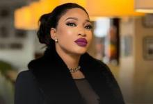 "Photo of Tonto Dikeh reacted on rumors of being deported, ""I am still here"" (Video)"