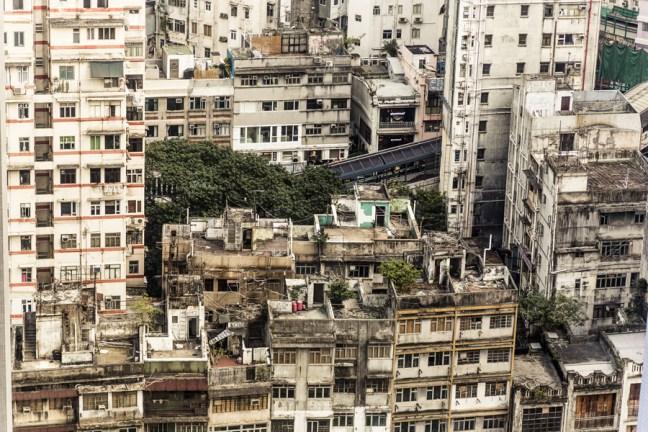 24 Nov 2013, Hong Kong Island, Hong Kong, China --- Streets of Hong Kong Island China --- Image by © Matt Mawson/Corbis