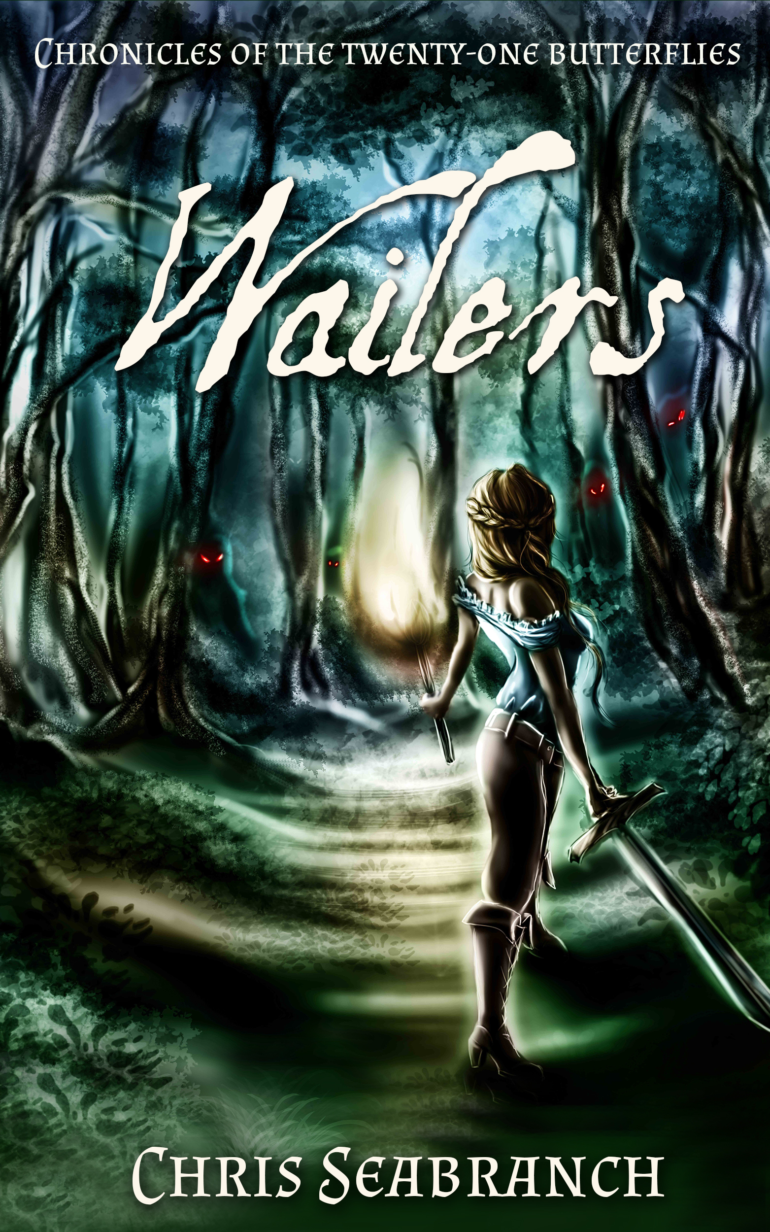 Book 3 (Wailers) is out