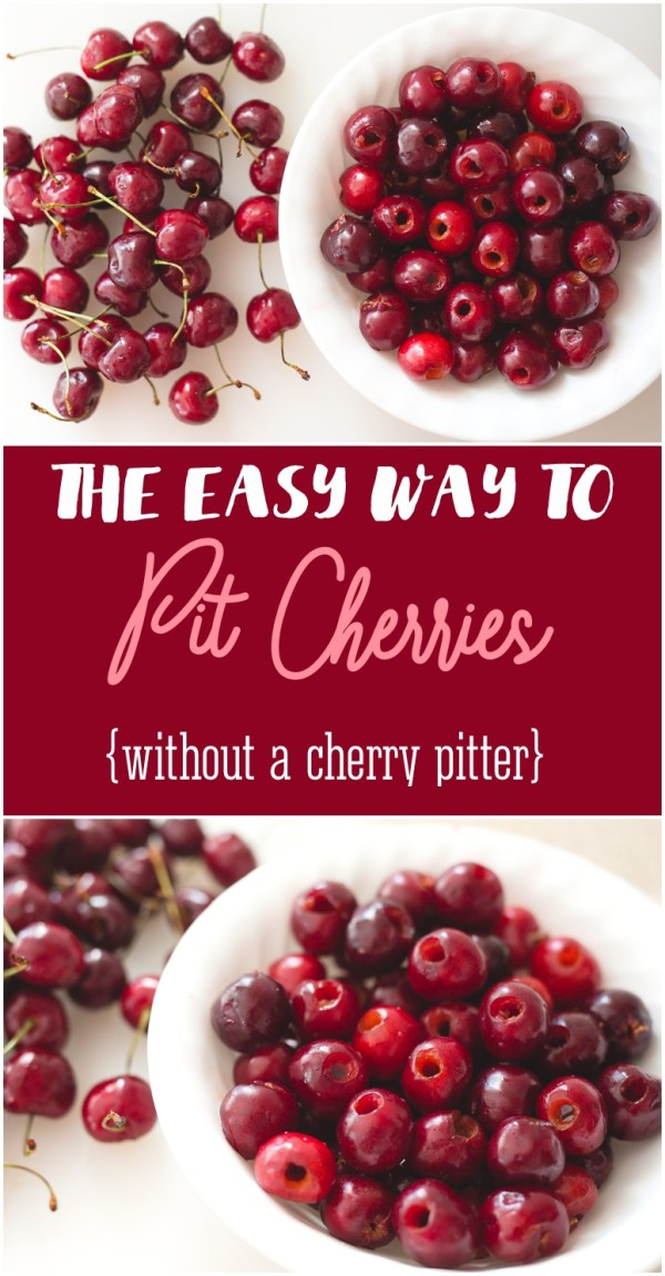 How to Pit Cherries | How to Pit a Cherry | How to Pit Cherries Easily | How to Pit Cherries with a Straw | How to Pit Cherries for Pie | How to Pit Cherries without a Pitter | How to Pit Cherries for Jam | How to Pit Cherries at Home |