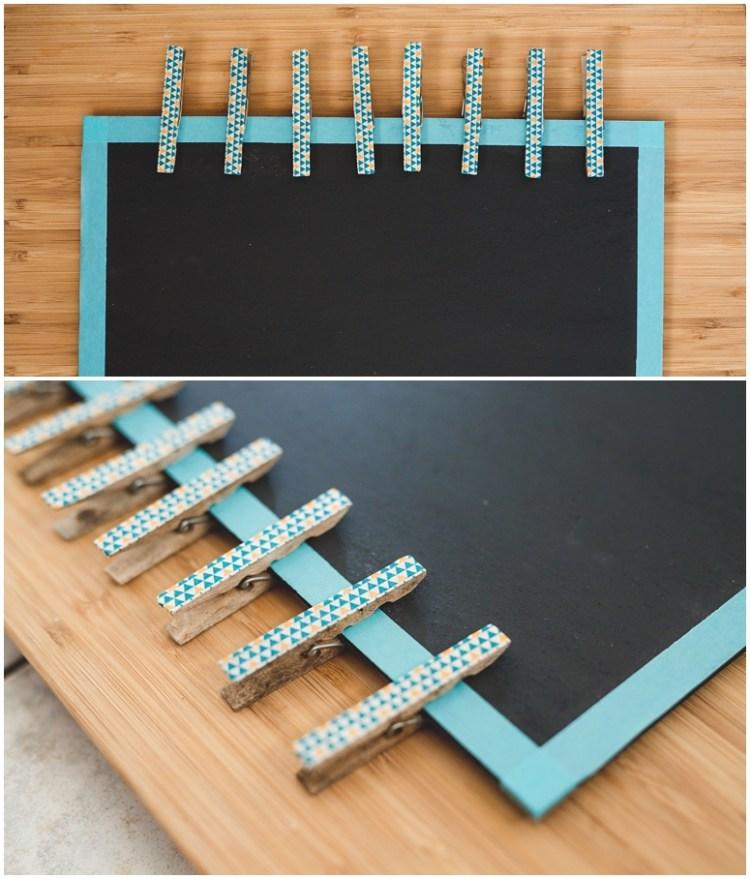 Chalkboard Chore List
