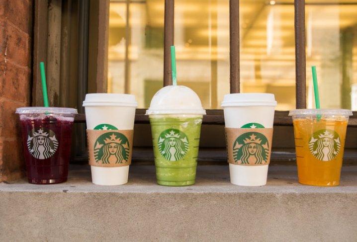 free Starbucks drink birthday reward sign up free food free coffee