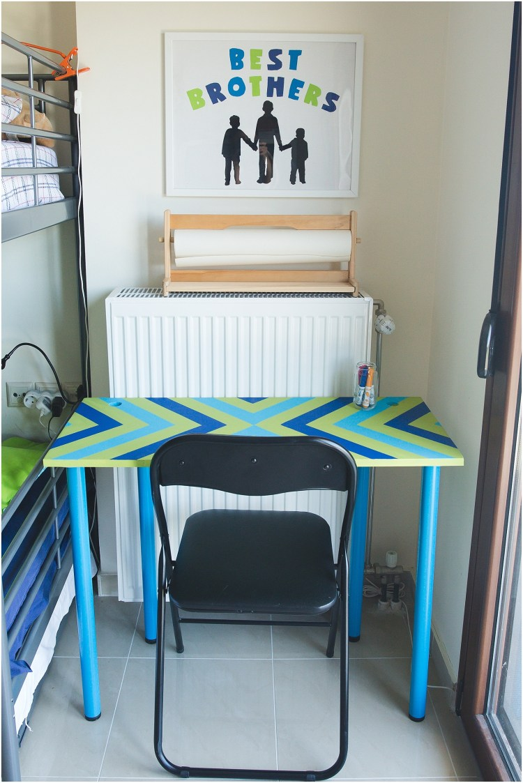 Easy DIY Kids Desk | Kids Desk Ideas | easy diy kids desk small spaces | Kids Desk | Kids Desk DIY | Kids Desk Ideas