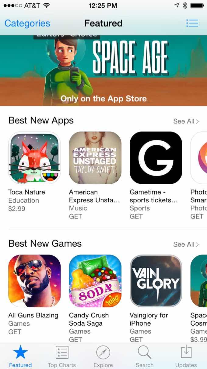 App Store Get image