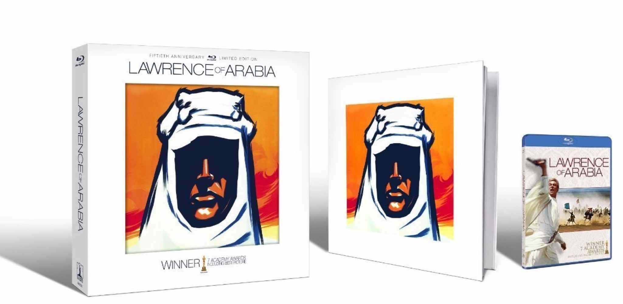 Lawrence of Arabia 50th Anniversary Edition